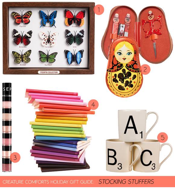 loving gift guides 5 #thingsdeeloves