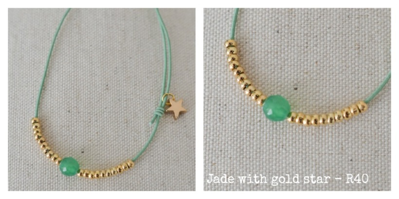jade with gold star