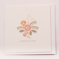White-Congratulations-Card-With-Flower-And-Leaf-Pictures1